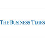 The Business Times featuring Pick & GO AI Unmanned store in Singapore